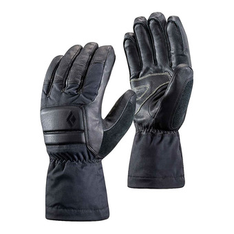 Black Diamond SPARK POWDER GTX - Gants smoke