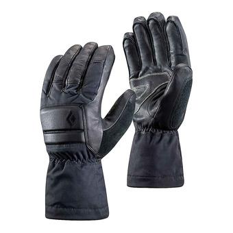 Black Diamond SPARK POWDER GTX - Gloves - smoke
