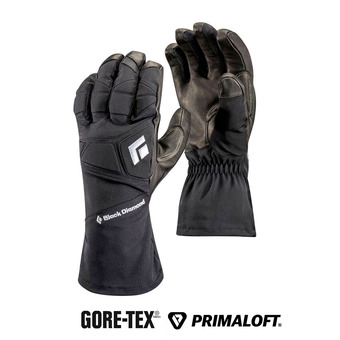 Black Diamond ENFORCER GTX - Guantes black