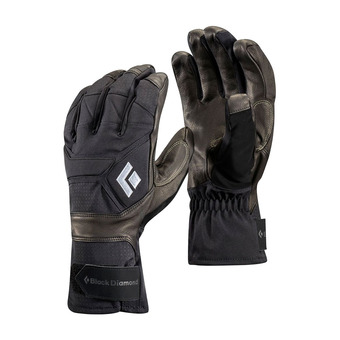 Gloves - PUNISHER black