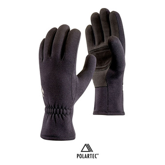 Guantes MIDWEIGHT SCREENTAP black