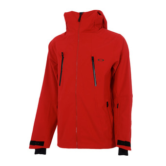 Oakley SKI SHELL - Chaqueta de esquí hombre red line