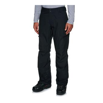 Pantalón de esquí hombre SKI SHELL 10K 2L blackout