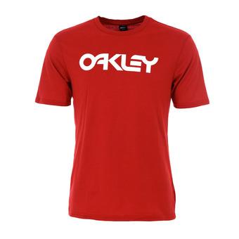 Camiseta hombre MARK II samba red