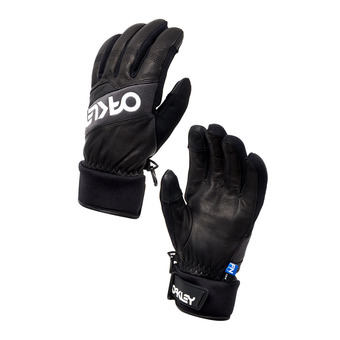 Guantes de esquí hombre FACTORY WINTER 2 blackout