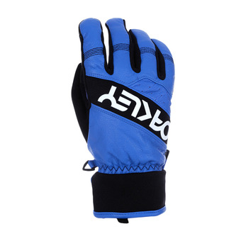 Guantes de esquí hombre FACTORY WINTER 2 electric blue