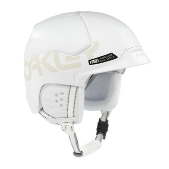 Casco de esquí/snow MOD5 FACTORY PILOT matte white