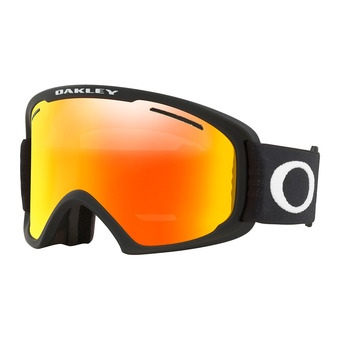 Masque de ski O FRAME 2.0 XL matte black/fire iridium