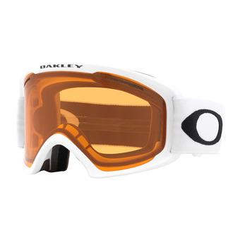 Masque de ski O FRAME 2.0 XL matte white/persimmon