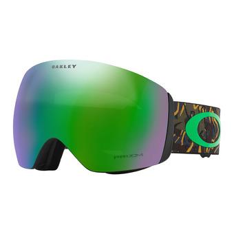 Gafas de esquí/snow FLIGHT DECK camo vine jungle/prizm snow jade iridium