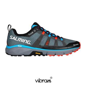 Salming TRAIL 5 - Zapatillas de trail hombre gris/negro