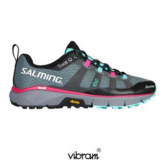 Zapatillas de trail mujer TRAIL 5 gris/negro