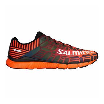 Zapatillas de running hombre SPEED 6 naranja/negro