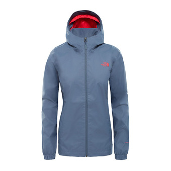 Chaqueta mujer QUEST grisaille grey