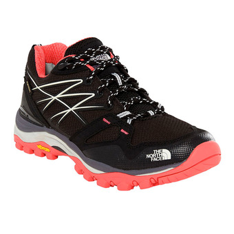 Hiking Shoes - Women's - HEDGEHOG FASTPACK tnf black/atomic pink