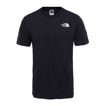 The North Face SIMPLE DOME - Tee-shirt Homme tnf black