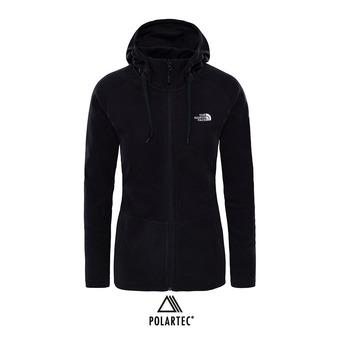 Polar Polartec® mujer MEZZALUNA tnf black