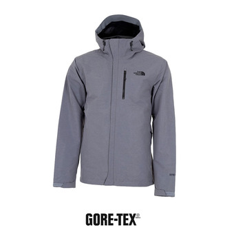 The North Face DRYZZLE GTX - Chaqueta hombre tnf medium grey