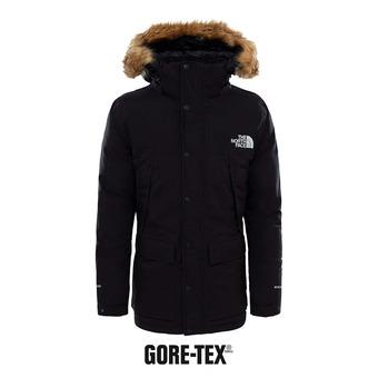 Veste à capuche Gore-Tex® homme MONTAIN MURDO tnf black