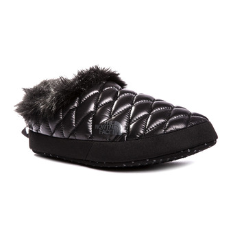 The North Face TENT FFUR IV - Pantuflas mujer tfn black