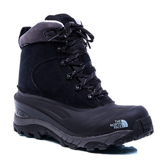 Zapatillas hombre CHILKAT III tnf black/dark