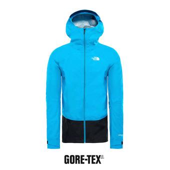 Chaqueta Gore-Tex® hombre  SHINPURU II hyper blue/tnf black