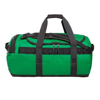 Bolsa de viaje 71L BASE CAMP M primary green/asphalt grey