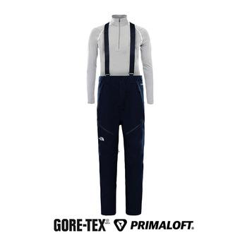 Pantalon de ski à bretelles Gore-Tex® homme ANONYM urban navy