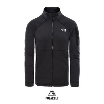 Chaqueta polar Polartec® hombre IMPENDOR POWERDRY tnf black/tnf black