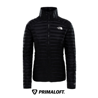 The North Face IMPENDOR - Anorak mujer tnf black