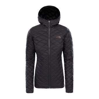 The North Face THERMOBALL - Down Jacket - Women's - tnf black matte