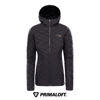 The North Face THERMOBALL - Piumino Donna tnf black matte