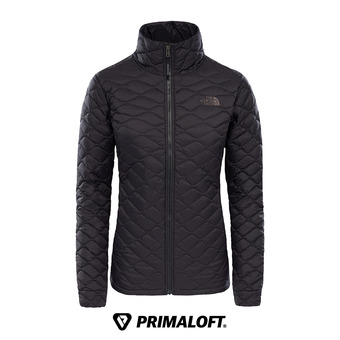 The North Face THERMOBALL - Piumino Donna tfn black matte