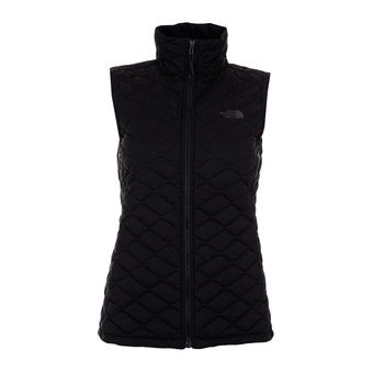 The North Face THERMOBALL - Down Jacket - Women's - black matte