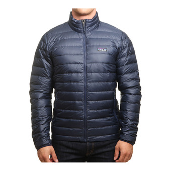 Patagonia DOWN SWEATER - Anorak hombre classic navy