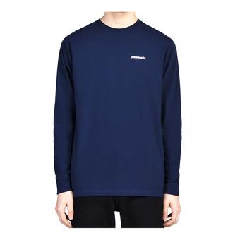 Camiseta hombre P-6 LOGO RESPONSABILI-TEE classic navy