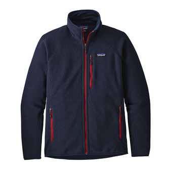 Patagonia PERFORMANCE BETTER SWEATER - Fleece - Men's - navy blue