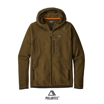 Chaqueta polar hombre PERFORMANCE BETTER SWEATER sediment