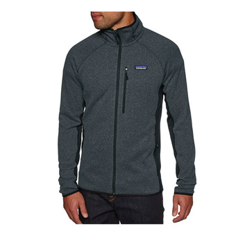 Patagonia PERFORMANCE BETTER - Polar hombre forge grey w/black