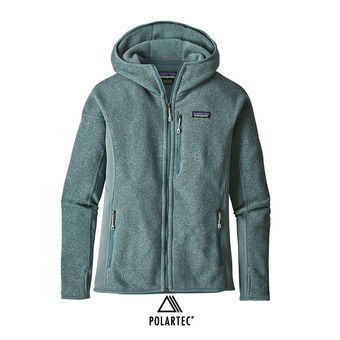 Chaqueta polar mujer PERFORMANCE BETTER SWEATER cadet blue