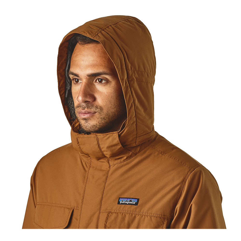 b992c612ffa Parka homme ISTHMUS bence brown - Private Sport Shop