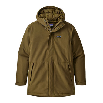 Parka homme LONE MOUNTAIN cargo green