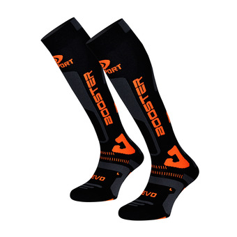Bv Sport SLIDE ELITE EVO - Calcetines orange