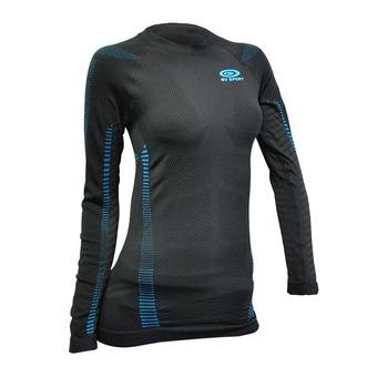 Bv Sport RTECH - Jersey - Women's - black/blue