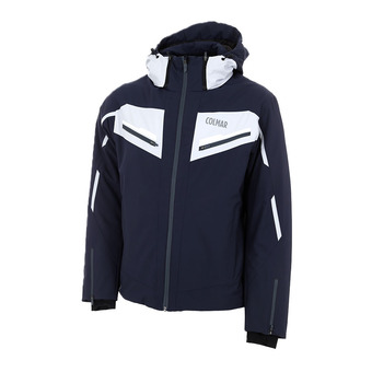 Chaqueta de esquí hombre GOLDEN EAGLE SAPPORO blue black/cloud/white