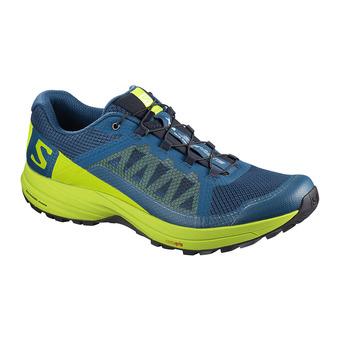 Chaussures trail homme XA ELEVATE poseidon/lime green/bk