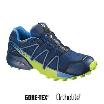 Zapatillas trail hombre SPEEDCROSS 4 GTX® poseidon/navy bl
