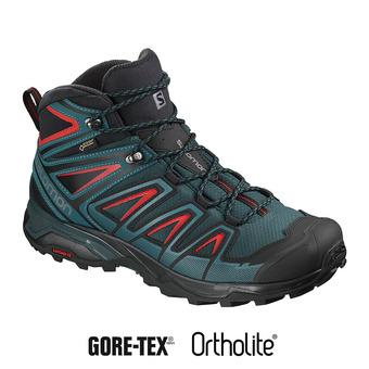 Zapatillas de senderismo hombre X ULTRA 3 MID GTX® reflecting/dee