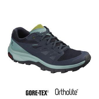 Zapatillas de senderismo mujer OUTLINE GTX® trellis/navy blaze