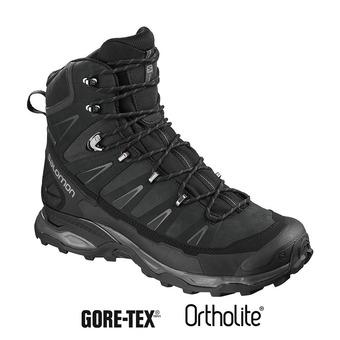Zapatillas de senderismo hombre X ULTRA TREK GTX® black/black/magnet